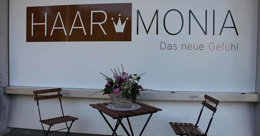 Coiffeur Haarmonia Aarau